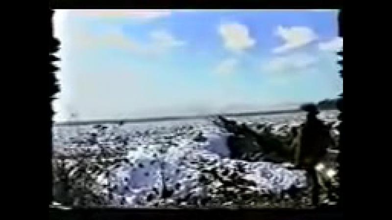 1999-_2000__артиллеристы_Каменской_бригады_встречают_Новый_Год_в_Чечне__Чеченская_война__-_вечная_!__T