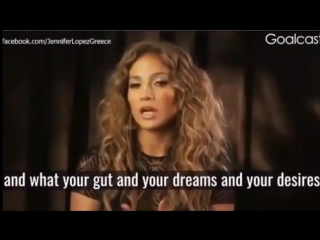 Jlo - Follow your dream!