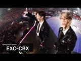 2017MAMA x M2 EXO-CBX Ending Finale Self Camera