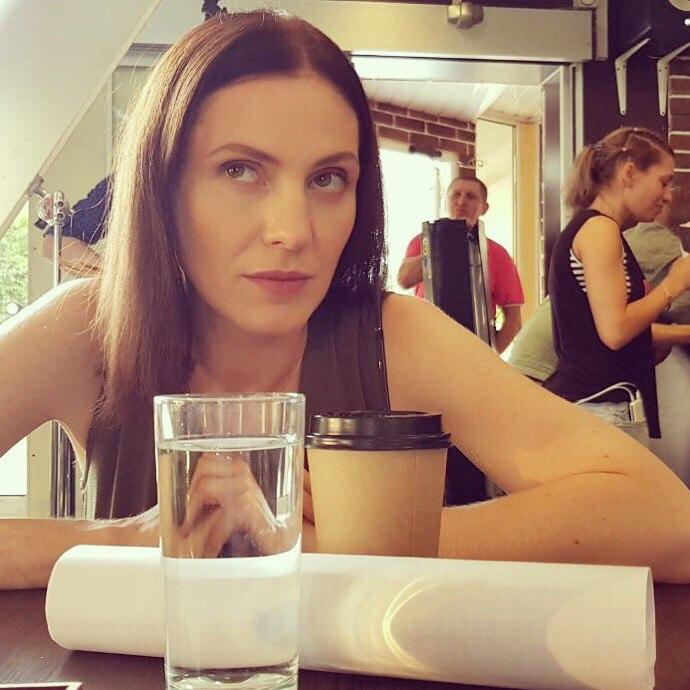 Актриса Тара Амирханова