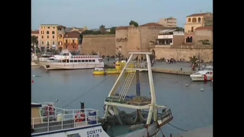 Сардиния. Сокровища Средиземного моря. Золотой глобус