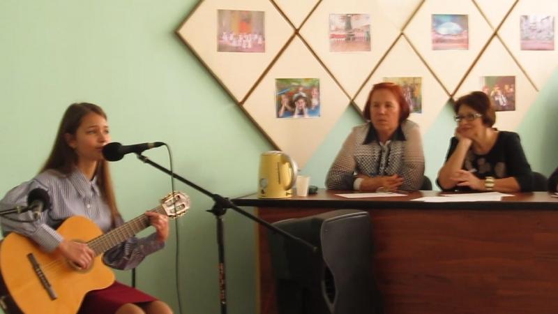 «Мы дети уличных кофеен...» З. Ященко, поёт Милена Сычёва.