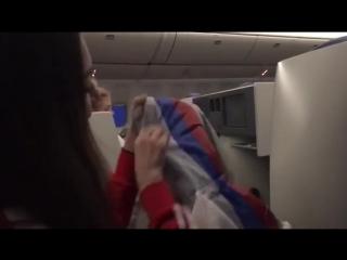Секрет странного шарфа раскрыт 😂👏🇷🇺