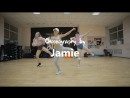 DS Kingstep Jamie Choreography Twerk 50 Cent - Just A Lil Bit