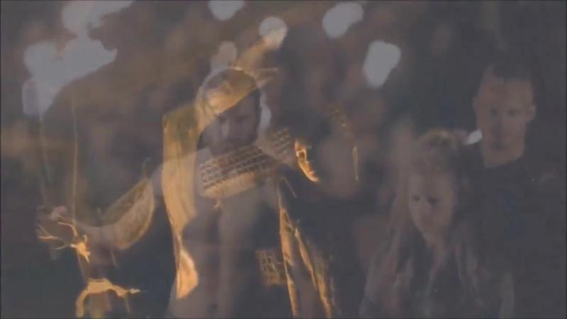 Faun Unda Vikings music by piano max _ Викинги под музыку собственного сочинения