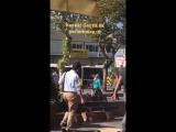 Первое видео со съёмок фильма