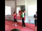 Корпоративные тренировки в WOMEN Fight Club