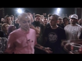 Oxxxymiron VERSUS Гнойный YEAH BOOOOYIT'S TIME VIDEO
