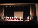 1 15 Украинский танец Гопак (старшие классы, группа Сувенир)