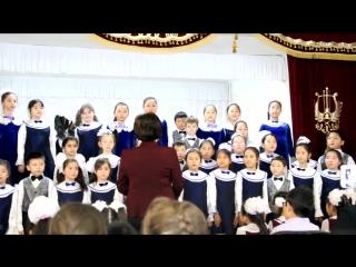 Концерт вокально-хорового отделения ДШИ №1