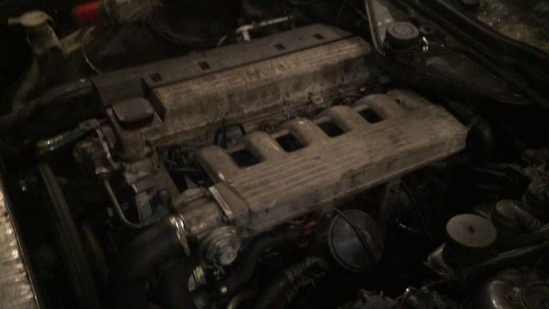 BMW E34 собран ....