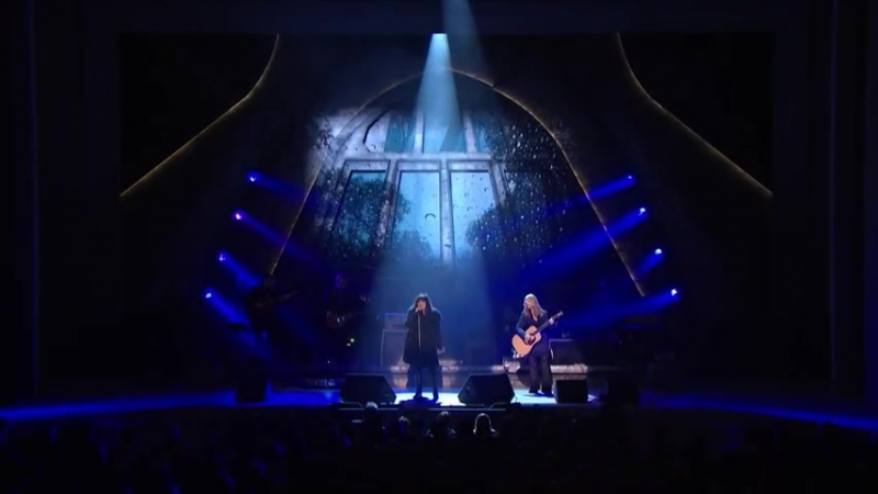 Stairway to Heaven (Led Zeppelin Tribute) Heart s Ann and Nancy Wilson - 2012 Kennedy Center Honors