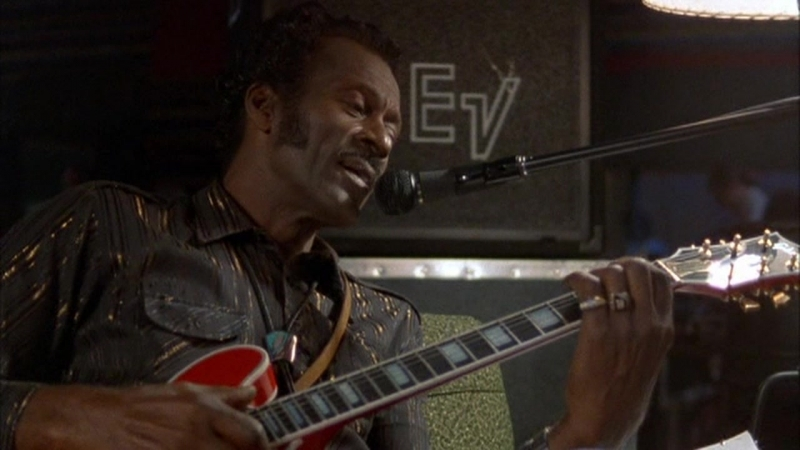 Chuck Berry I'm Through With Love '2 Jam feat Keith Richards