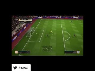 Обиднейший гол из FIFA18