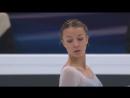 European Championships 2018. Ladies - SP. Nicole SCHOTT