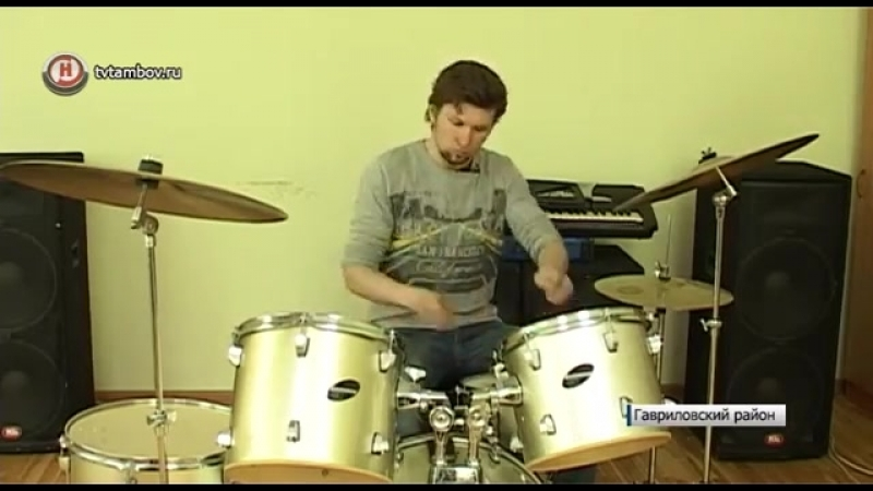 Гавриловская молодёжь танцует джаз-фанк