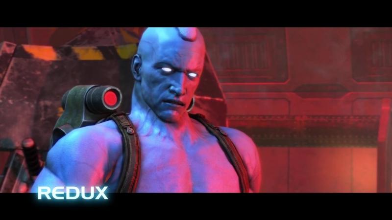 Rogue Trooper Redux – Graphics Comparison Trailer | PS4