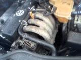Volkswagen Passat B5 Двигатель в работе! 1.6L