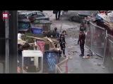 Chris Evans, Robert Downey Jr and Paul Rudd film Avengers 4