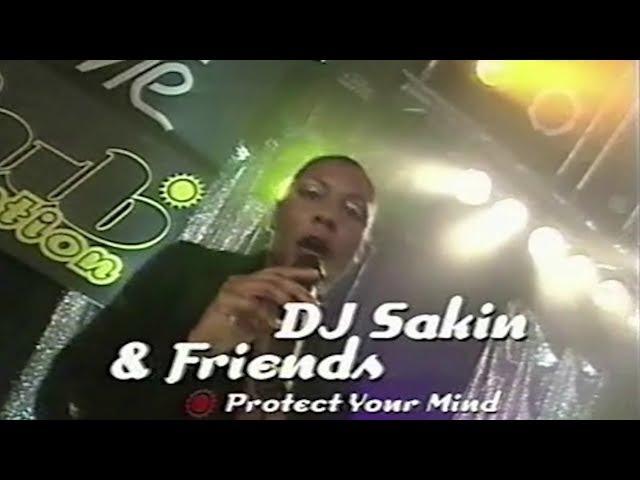 DJ Sakin Janet Taylor - Protect Your Mind (Braveheart) (Live @ Viva Club Rotation 1998)