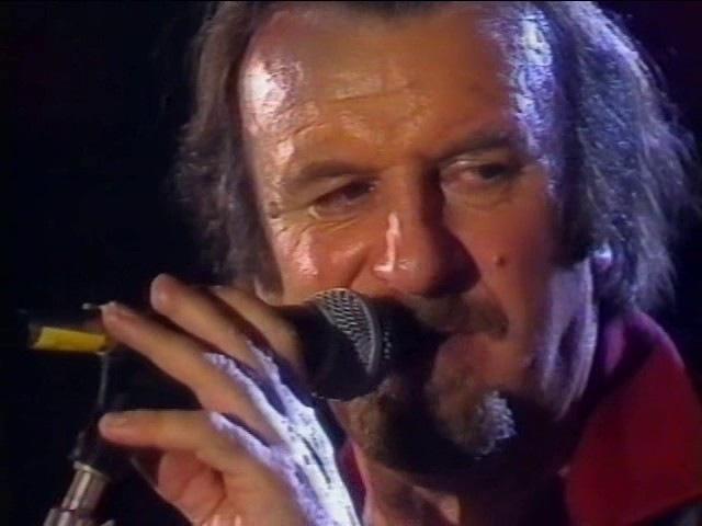 Acker Bilk Bloodshot Eyes James Last Show 1983