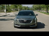 Cadillac CT6 PLUG-INS Dare to Make A Difference Journey with Paul Wesley