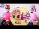 Лол Сюрприз 2017 Питомцы L.O.L. Surprise Pets домашние животные кукол LOL в шариках обзор игр...