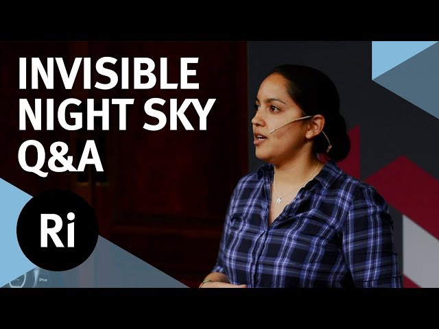 QA - The Universe Beyond Visible Light - with Jen Gupta