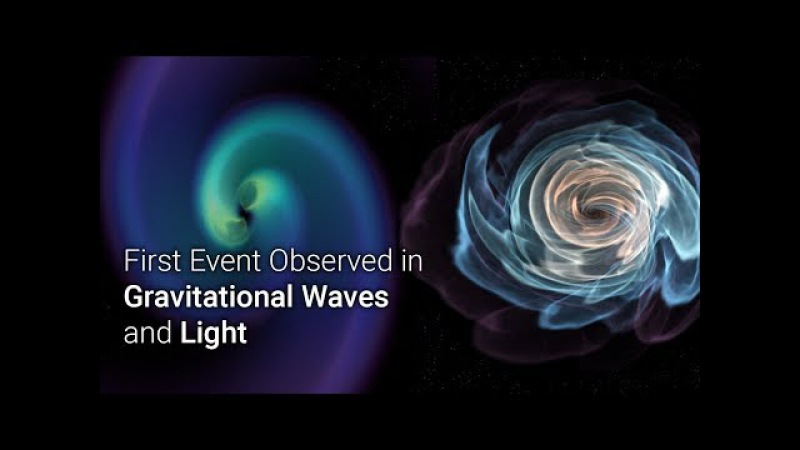 New Gravitational Wave Discovery (Press Conference and Online QA Session)