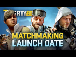 Dirty Bomb: Matchmaking Launch Date