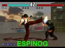 Tekken 3 Online Vs S E R A F I M BOLO Part 2