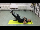 Упражнения для ягодиц и бедер в домашних условиях с резиновым жгутом Укрепляем мышцы ног