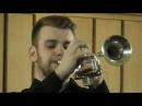 Й Гайдн Концерт для трубы с оркестром ч II Труба Николай Винтер