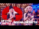 Johnny Weir & Tara Lipinski Go Beyond the Battle | Lip Sync Battle