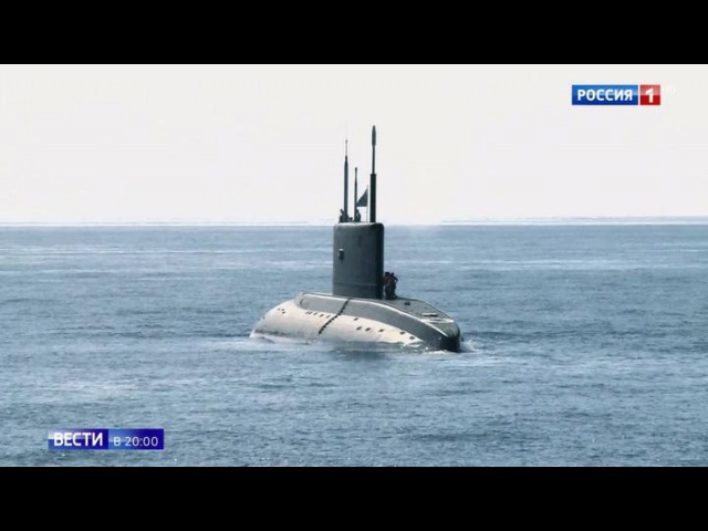 Вести.Ru: Испепелители ИГИЛ: подлодки ВМФ нанесли удар по террористам из Средиземного моря