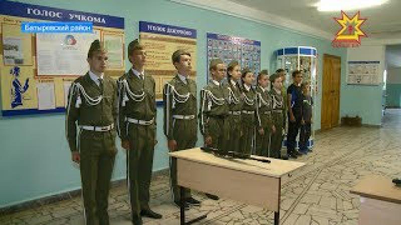Зарничники Батыревского района поедут в Оренбург 18 07 2017