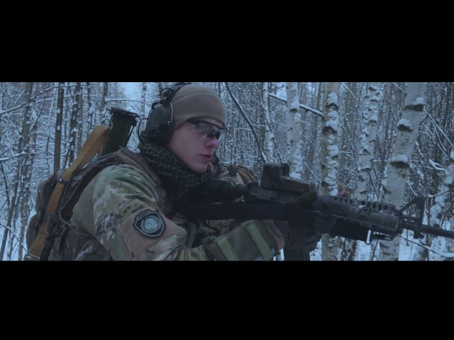 Промо ролик команды Airsoft Team Mithril / Promo video Airsoft Team Mithril