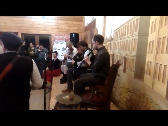 Ноч танцаў у Гарадзенскіх Дворыках Танга С Маленчыка