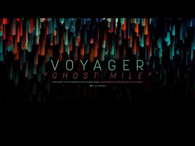 Ghost Mile - Voyager [2017](AUS) Melodic Progressive Metal