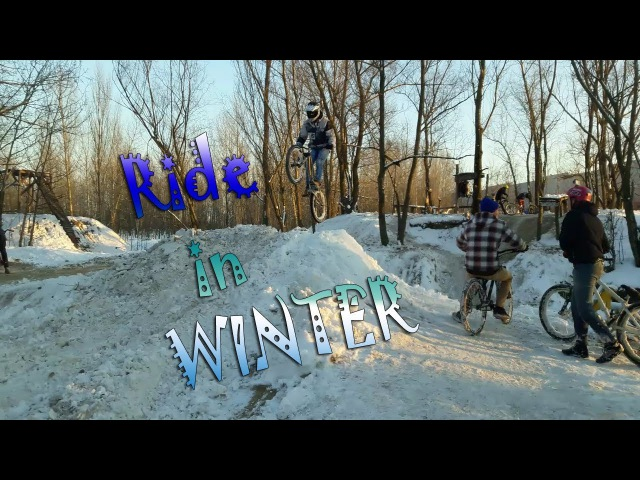 Ride in WINTER