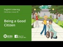 Learn English Listening | Elementary - Lesson 96. Being a Good Citizen