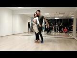 2018.02.15 Sergey Zorin & Svetlana Barsukova - Zouk Demo