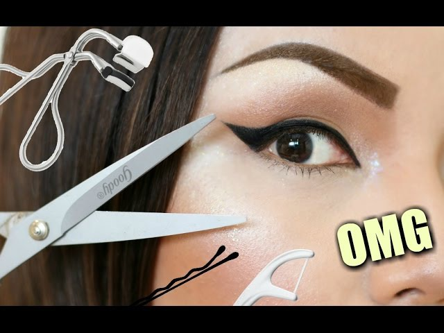 EYELINER HACKS that will change your Life