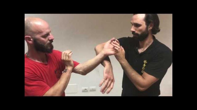 WCKSD | Chi Sao Training