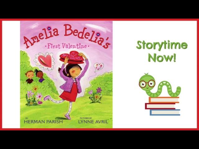 Amelia Bedelia's First Valentine - By Herman Parish | Children's Books Read Aloud