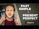 Fun English Grammar Lesson Past Simple vs Present Perfect Learn the Difference Examples quiz