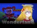 (FNAF) Wonderland meme |collab| flash warning