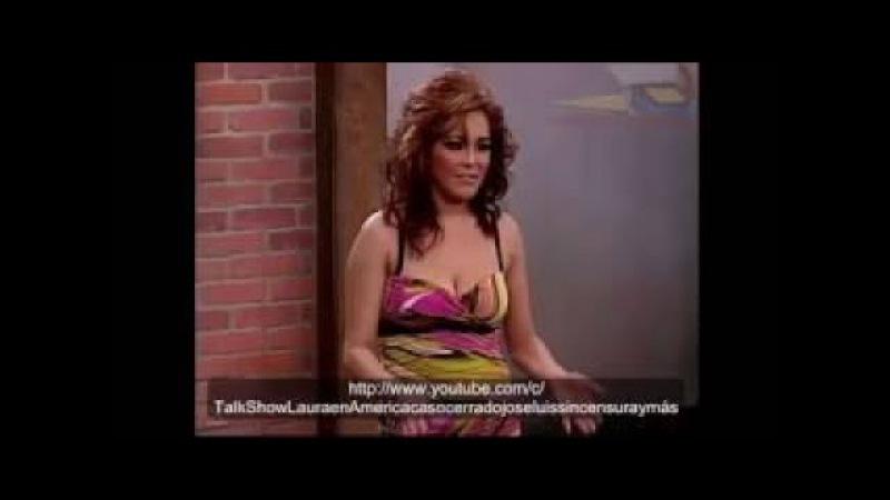 Talk Show - Laura en America, caso cerrado, jose luis sin censura y más