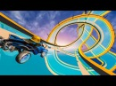 THE NEW ROCKET LEAGUE RACE MAP IS AWESOME