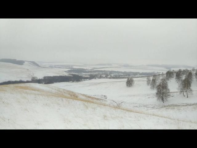 д. Шатмантамак. Зима 2017. HD